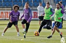 Lộ đội hình xuất phát của Real Madrid cho trận El Clasico