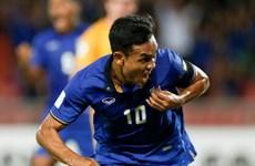 Đánh bại Myanmar, đội tuyển Thái Lan đặt 1 chân vào chung kết