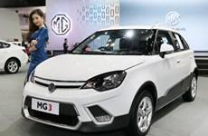 Các nhà sản xuất ôtô Trung Quốc ráo riết cạnh tranh với Nhật Bản