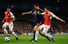 Vòng 1/8 Champions League: Bayern đụng Arsenal, PSG-Barcelona