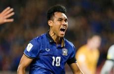 Thái Lan lo Teerasil Dangda giành danh hiệu Vua phá lưới?