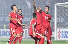 Cận cảnh Indonesia ngược dòng giành chiến thắng trước Thái Lan