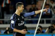 """Ronaldo """"nổ súng,"""" Real vào chung kết FIFA Club World Cup 2016"""