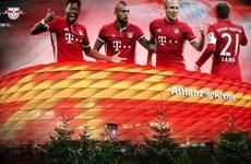 """RB Leipzig tuyên chiến Bayern trước thềm """"chung kết"""" lượt đi"""