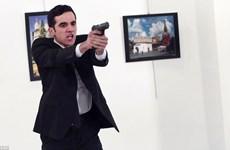 Hình ảnh đầy ám ảnh tại hiện trường vụ Đại sứ Nga bị bắn chết