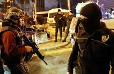 Cảnh sát bắt giữ đối tượng nổ súng bên ngoài Đại sứ quán Mỹ