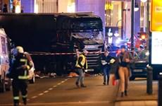 """Đức: Thủ phạm """"cố ý"""" đâm xe vào khu chợ Giáng Sinh ở Berlin"""