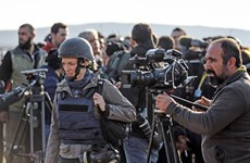 Năm 2016: 1/3 số nhà báo bị sát hại trên thế giới là tại Syria