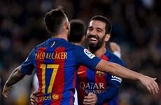 Không MSN, Barcelona vẫn dễ dàng chiến thắng hủy diệt 7-0