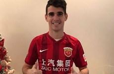 Oscar chia tay Chelsea đến Trung Quốc: Quyền lực phương Đông