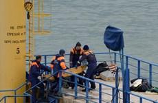 3.000 người tham gia tìm kiếm nạn nhân máy bay Tu-154 gặp nạn