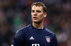 Manuel Neuer lần thứ 4 liên tiếp là Thủ môn hay nhất thế giới