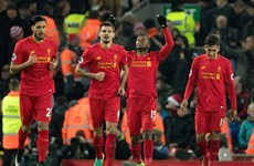 Liverpool ngược dòng giành chiến thắng hủy diệt Stoke City