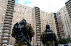Nga bắt giữ 7 đối tượng tình nghi âm mưu tấn công khủng bố