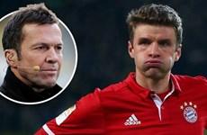 Mathaus: Không có chỗ cho Müller trong hệ thống của Ancelotti