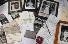 Đấu giá loạt thư của Công nương Diana viết về hai Hoàng tử