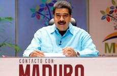 Tổng thống Venezuela Nicolas Maduro cải tổ nội cách mạnh mẽ