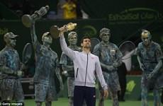 Hạ gục Murray, Novak Djokovic giành chức vô địch Qatar Open