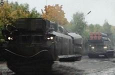 Quân đội Nga bắt đầu nhận hệ thống tên lửa phòng không mới