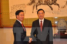 Kiên trì thúc đẩy hợp tác tuyên giáo Việt Nam-Trung Quốc