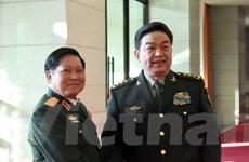 Hợp tác quân sự Việt-Trung đưa quan hệ hai nước phát triển ổn định