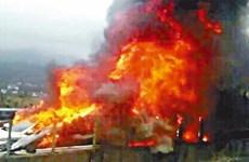 Hiện trường tai nạn thảm khốc trên cao tốc, 6 người thiệt mạng