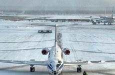 Bão tuyết gây ảnh hưởng nghiêm trọng giao thông ở Nga, Nhật Bản