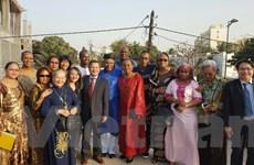 Đại sứ quán Việt Nam chúc tết cộng đồng người Việt tại Senegal