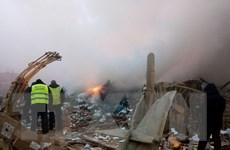 Vụ rơi máy bay Thổ Nhĩ Kỳ: Số người chết đã lên tới 37 người