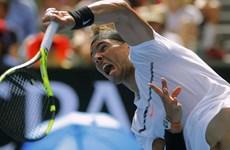 """Nadal thắng """"tốc hành,"""" niềm hy vọng của Australian dừng bước"""