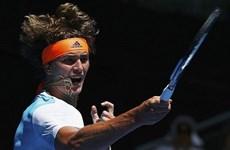 """Rafael Nadal thị uy sức mạnh, đối đầu """"số 1 của nước Đức"""""""