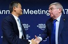 Alibaba sẽ cung cấp kỹ thuật số cho Ủy ban Olympic quốc tế