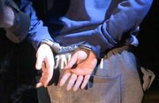 Cảnh sát Trung Quốc bắt 10 nghi can vụ vận chuyển 100kg ma túy đá
