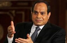 Tổng thống Ai Cập khẳng định đất nước đang đi đúng hướng