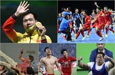 Nhờ bệ phóng Rio, thể thao Việt Nam sẽ bay cao trong năm 2017