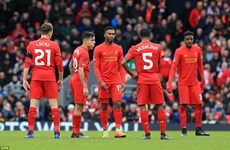 'Ông lớn' Liverpool cay đắng chia tay 2 giải đấu trong 3 ngày