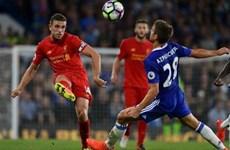 """Lịch trực tiếp: Liverpool """"đại chiến"""" Chelsea, Arsenal hưởng lợi"""