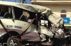 Thông tin mới nhất về vụ tai nạn giao thông ở thành phố Uông Bí