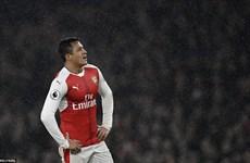 Arsenal thua sốc Watford ngay trên sân nhà Emirates