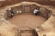 Kinh ngạc khi phát hiện đồ tùy táng trong lăng mộ cổ Trung Quốc