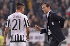 Sóng ngầm tại Juventus: Paulo Dybala từ chối bắt tay Max Allegri