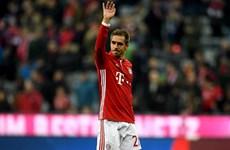 Philipp Lahm ấn định thời điểm giã từ sự nghiệp cầu thủ