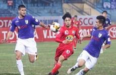Vòng 5 V-League: Nóng bỏng trận chiến Hoàng Anh Gia Lai-Cần Thơ