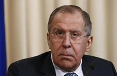 Ngoại trưởng Nga Sergei Lavrov đánh giá về quan hệ với Mỹ