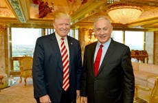 Mỹ điều chỉnh chính sách trước chuyến thăm của Thủ tướng Israel