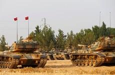 Tổng thống Thổ Nhĩ Kỳ muốn thiết lập vùng an toàn tại Syria