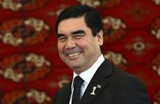 Tổng thống Turkmenistan tuyên thệ nhậm chức nhiệm kỳ mới