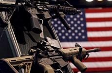 [Video] Giao dịch vũ khí toàn cầu tăng lên mức cao nhất