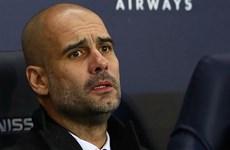Manchester City-AS Monaco: Cửa ải khó cho HLV Pep Guardiola