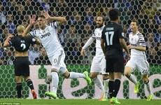 Kết quả chi tiết các trận lượt đi vòng 1/8 Champions League
